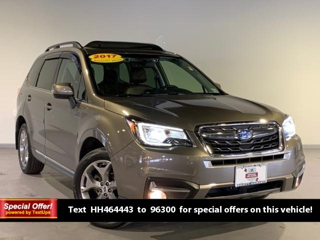 Pre-Owned 2017 Subaru Forester 2.5i Touring CVT