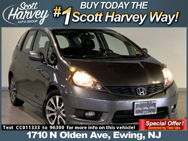 Pre-Owned 2012 Honda Fit 5dr HB Auto Sport