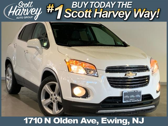 Pre-Owned 2016 Chevrolet Trax FWD 4dr LTZ