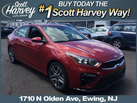Pre-Owned 2019 Kia Forte S IVT