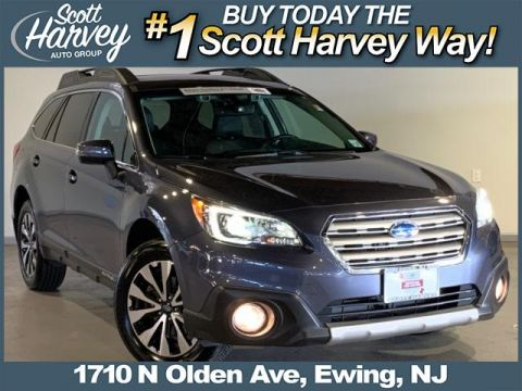 Pre-Owned 2017 Subaru Outback 3.6R Limited