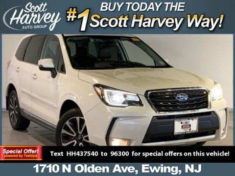 Pre-Owned 2017 Subaru Forester 2.0XT Touring CVT