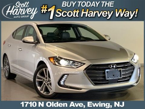Pre-Owned 2017 Hyundai Elantra Limited 2.0L Auto PZEV *Ltd Avail*