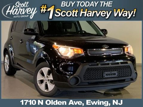 Certified Pre-Owned 2016 Kia Soul 5dr Wgn Man Base