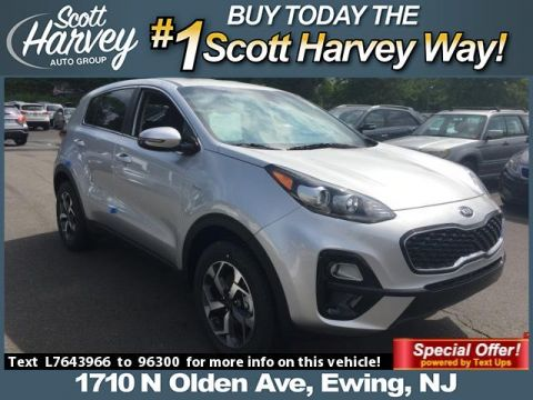 New 2020 Kia Sportage LX AWD *Ltd Avail*